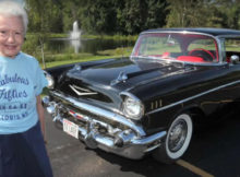 57 Chevy Bel Air - original owner