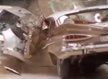 1959 Bel Air vs 2009 Malibu