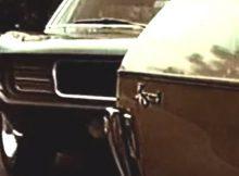 1969 Camaro Resilient Bumper