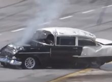 1955 Chevy Crashes