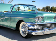 1958 Buick Roadmaster 75 Convertible