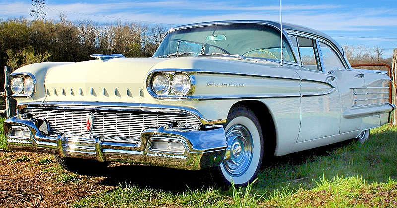 1958 Oldsmobile Dynamic 88