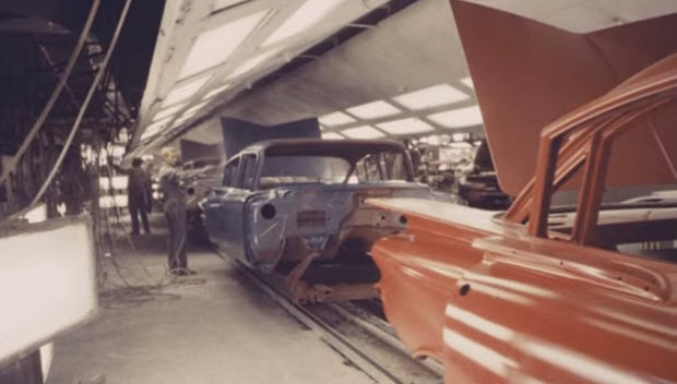 59 Chevy body shells almost complete