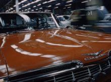 1959 Chevrolet Assembly Line