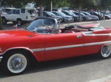 1959 Dodge Custom Royal Convertible