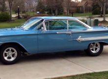 1960 Chevrolet Impala 2-door Sport Coupe