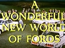 1960 Ford Commercial