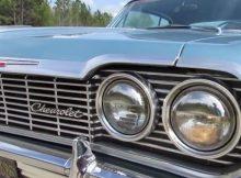 1964 Chevrolet Impala Hardtop Sport Coupe