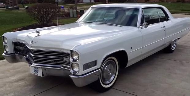 1966 Cadillac Calais