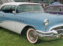 1955 Buick Special 2-door Hardtop
