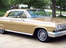 1962 Chevrolet Impala 2 door Coupe