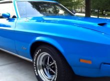 1973 Ford Mustang Hardtop