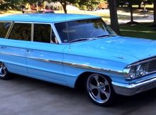 1964 Ford Country Sedan Station Wagon