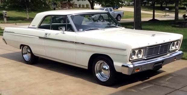 1965 Ford Fairlane 500 Video Walkaround Take A Look