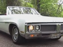 1970 Buick LeSabre Custom Convertible