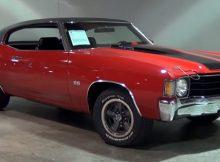 1972 Chevrolet Chevelle SS 402