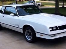1984 Chevy Monte Carlo SS