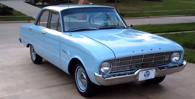 1960 Ford Falcon – video walk around - OldCars.Site