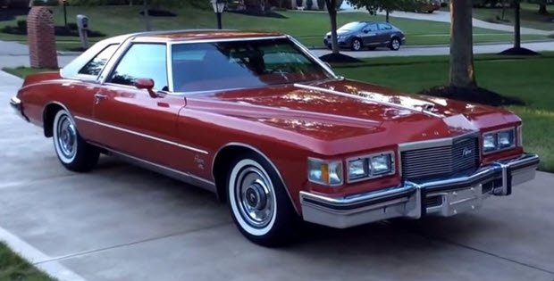 Cadillac Bel Air >> 1976 Buick Riviera – video walk around - OldCars.Site