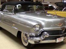 1956 Cadillac Eldorado Biarritz Convertible