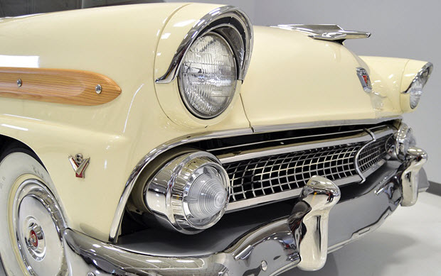 1955 Ford Grille
