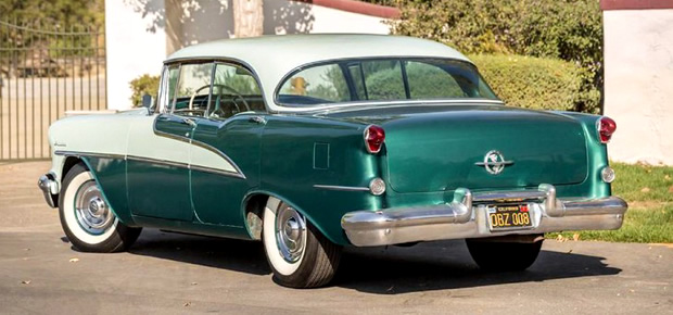 1955 Oldsmobile Holiday Rear