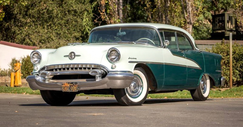 1955 Oldsmobile 88 Holiday