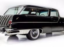 1955 Pontiac Star Chief Custom Safari