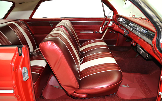 1962 Pontiac Catalina Interior