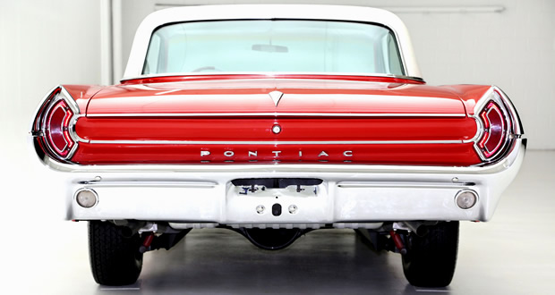 1962 Pontiac Catalina Rear