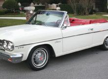 1965 AMC Rambler Classic 770 Convertible