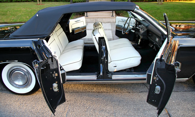 1966 Lincoln Continental Suicide Doors