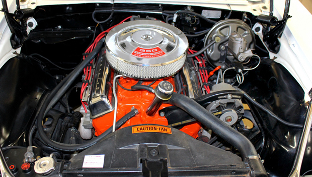 1967 Chevrolet SS Camaro 350 Turbo-Fire V8 Engine