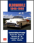 Oldsmobile 1948-1963 Book