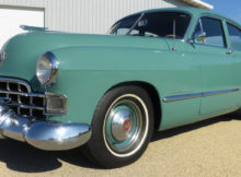 1948 Cadillac Series 61 Sedan