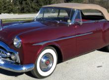 1951 Packard 250 Convertible
