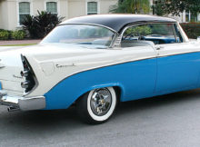 1956 Dodge Coronet - 2 door Lancer