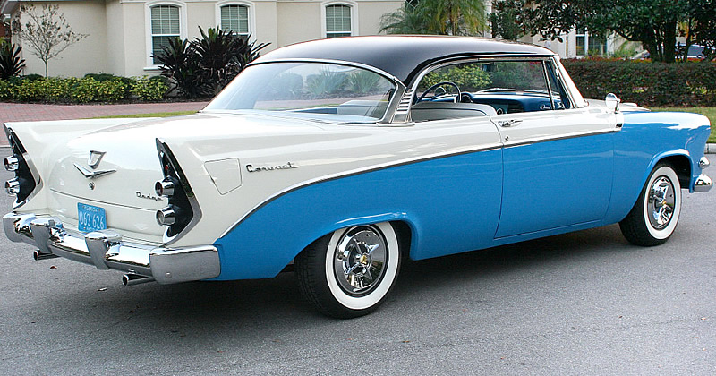 Chevrolet Bel Air 1956 >> 1956 Dodge Coronet - CLICK FOR MORE PHOTOS!