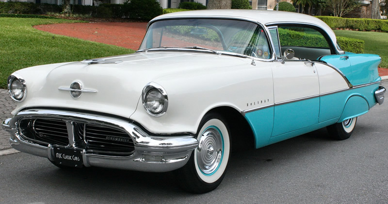1956 Oldsmobile Super Eighty-Eight