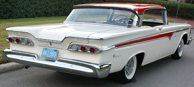 1959 Edsel Ranger Rear View