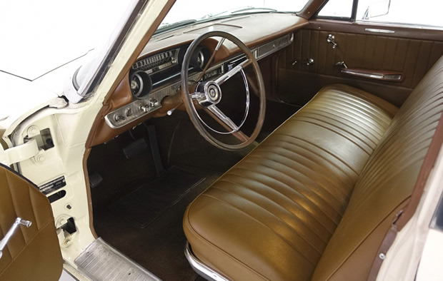 1963 Ford Country Squire Interior