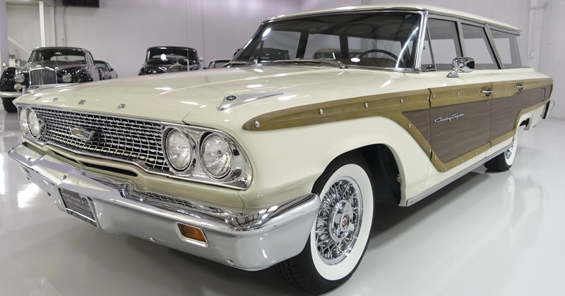 1963 Ford Country Squire