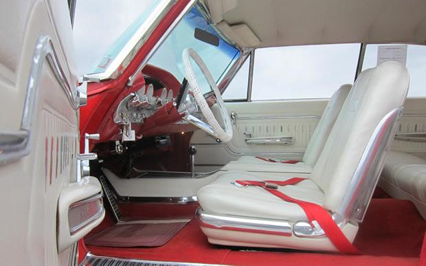 1963 Mercury Monterey S 55 Fantastic Hardtop Coupe