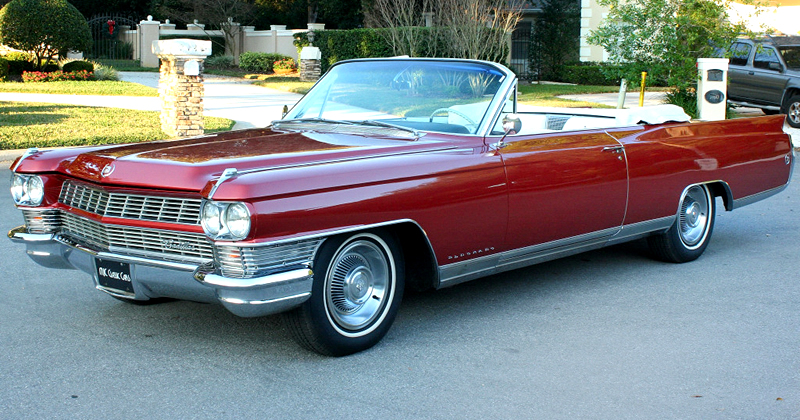 1964 cadillac eldorado. Cars Review. Best American Auto & Cars Review