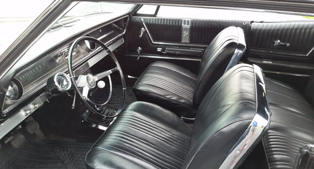 This 1965 Chevrolet Impala Ss Two Door Sport Coupe With 396 V8