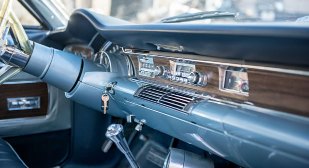 1966 Chrysler New Yorker With Rare Floor Shifter