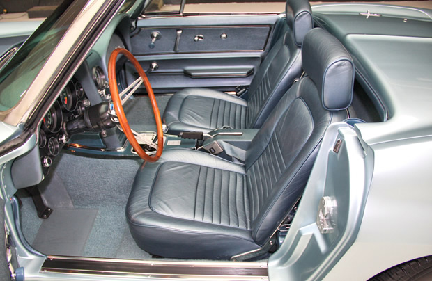 1967 Chevrolet Corvette Interior