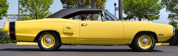 1970 Dodge Coronet 440 R/T - side view