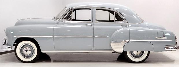 1952 Chevrolet Deluxe Styleline 1 506 Original Miles On