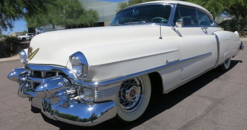 1953 Cadillac Coupe DeVille